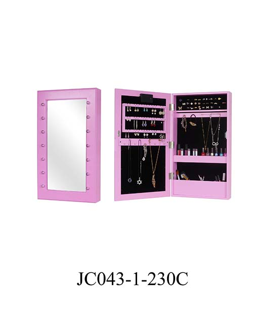 New design living room mirror makeup cabinet  JC043-1-230C