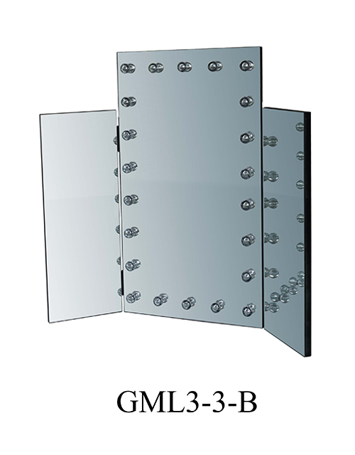 Modern Led Lighting Bathroom Mirror For Hotel GML3-3-B