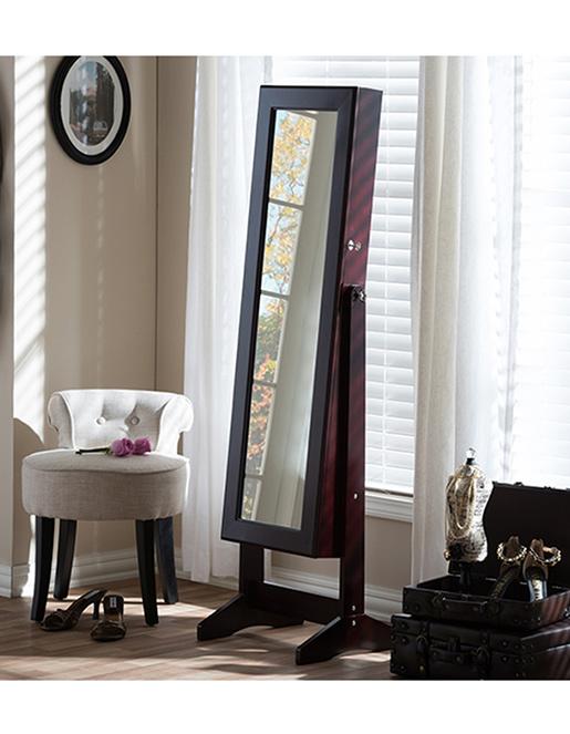 Bathroom mirror lamp cleaning and maintenance method